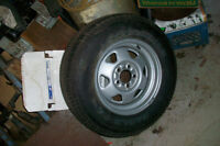 Jeep Tire and Rim - brand new - never been mounted