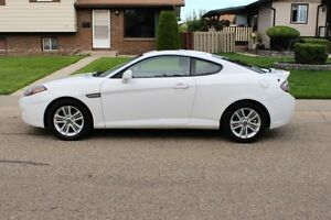 2008 Hyundai Tiburon GS Coupe Coupe (2 door)