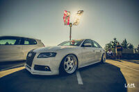 "CAT-BACK de performance MAGNAFLOW ""SPORT SERIES"" Audi A4 2.0L"