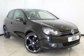 2012 12 VOLKSWAGEN GOLF 2.0 GT TDI BLUEMOTION TECHNOLOGY 3DR 138 BHP DIESEL