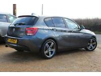 2011 61 BMW 1 SERIES 2.0 118D SPORT 5D 141 BHP DIESEL