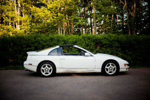 1990 Nissan 300ZX Twin Turbo Coupe (2 door)