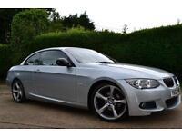 2012 BMW 3 SERIES 320I SPORT PLUS EDITION CONVERTIBLE PETROL