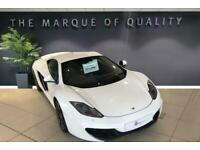 2012 McLaren MP4 12C 3.8 v8 Auto 2 Door Petrol Automatic