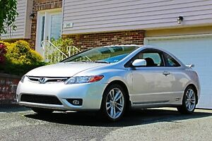 2007 Honda Civic Si Coupe (2 door)