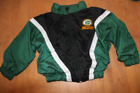 Packers spring jacket