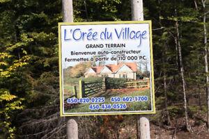 Projet domiciliaire à Saint-Hippolyte