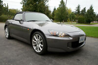 2006 Honda S2000 (Original Moon Rock Grey - 65900km)