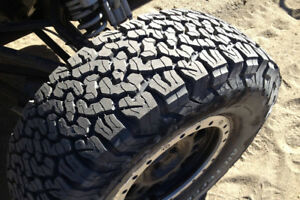 NEW  - 305/55R20 BFG ALL TERRAIN T/A KO2