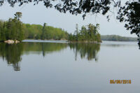Sharbot Lake waterfront vacant land - 11 acres