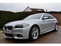 2013 BMW 5 SERIES 520D M SPORT AUTO SALOON DIESEL