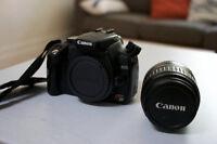 appareil photo canon EOS rebel xt