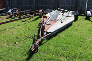 MARCS MARINE,LARGE TANDEM TRAILER,  and more
