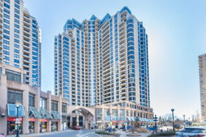 URGENT*All Inclusive 2 beds Luxury Condo for Rent- Move in Immed