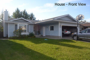 3 Bedroom Main level suite in Millwoods available to rent