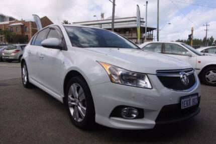 2014 Holden Cruze  SRi Auto Hatch Beaconsfield Fremantle Area Preview