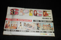 21 Spice Girls Post Cards