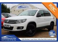 2012 12 VOLKSWAGEN TIGUAN 2.0 SPORT TDI BLUEMOTION TECHNOLOGY 4MOTION 5D 138 BHP