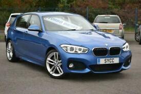 image for 2016 16 BMW 1 SERIES 2.0 120D M SPORT 5D 188 BHP ~ HARON KARDON ~ LEATHER ~ NAV