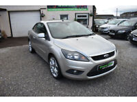Ford Focus CC 2.0 2008.25MY CC-3 2 DOOR COUPE CAB+SILVER