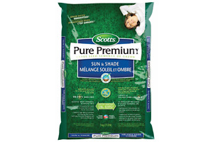Scotts Premium sun and shade lawn seed
