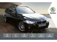 2017 BMW 3 Series 3.0TD 335d 4X4 xDrive M Sport (S/S) Touring Auto Estate Diesel