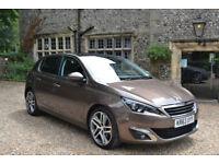 Peugeot 308 1.6e-HDi ( 115bhp ) s/s 2013 Feline, 22K MILES, FULL S/HIST, 2 OWNER