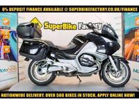 2009 09 BMW R1200RT 1200CC