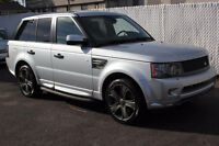 LOUER MOI RENT ME !! RANGE ROVER SUPERCHARGED