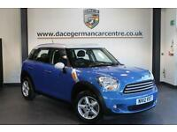 2012 12 MINI COUNTRYMAN 1.6 COOPER D CHILI PACK 5DR 112 BHP DIESEL