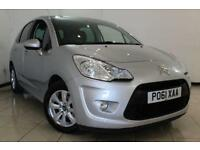 2011 61 CITROEN C3 1.4 VTR PLUS 5DR 96 BHP
