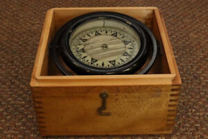 Wanted: Double Gimballed or Box Compass