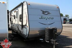 2015 JAYCO JAY FLIGHT 26BHS