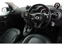 2016 smart fortwo coupe 1.0 Prime Premium 2dr Auto Coupe Petrol Automatic