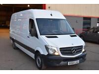 2.1 313 CDI LWB 5D 129 BHP EURO 5 RWD DIESEL PANEL MANUAL VAN 2014