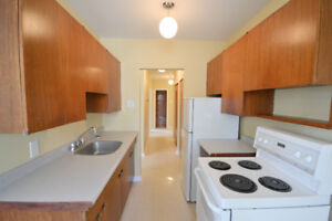 only 1 available! 1 bdrm steps from corydon village!