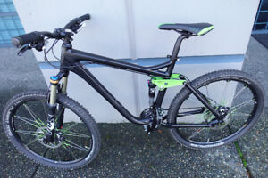 BMW Bicycle All Mountain 2017 With Receipt, like new!