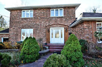Spacious home with huge land - Chateauguay