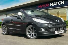 image for 2013 Peugeot 207 CC ROLAND GARROS HDI Convertible Diesel Manual