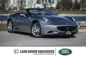 2010 Ferrari California F1 *V8 *Convertible*- Spring Here!