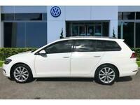 2020 Volkswagen Golf MK7 Facelift 2.0 TDI GT EDITION 150PS DSG Esta Auto Estate