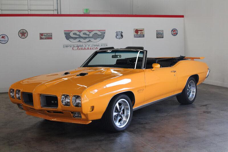 Image 2 Voiture Américaine de collection Pontiac GTO 1970