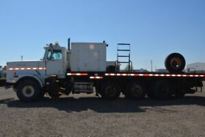 Brandt Railroader Western Star