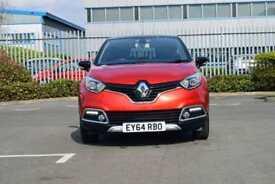 2014 RENAULT CAPTUR Renault Captur 1.5 dCi Signature 5dr 2WD