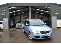 2008 Skoda Roomster 1.4TDI PD MANUAL DIESEL PX WELCOME