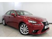 2015 15 LEXUS IS 2.5 300H EXECUTIVE EDITION 4DR AUTOMATIC 179 BHP