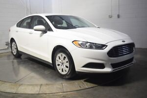 2014 Ford Fusion A/C