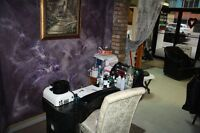 Esthetician's Room for rent $500 per month - Downtown