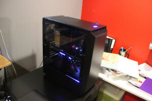 Puissant Custom Gaming pc setup complet