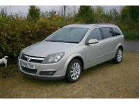 VAUXHALL ASTRA 1.6 ESTATE done 95397 Miles with SERVICE HISTORY and NEW MOT